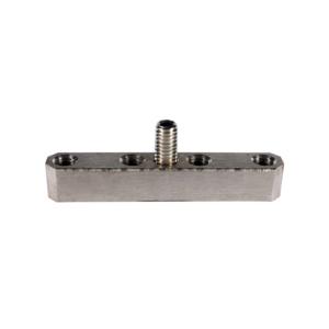 Cougartron fyrdubbel borstadapter/hållare – ersättning