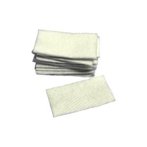 Biały filc do znakowania Cougartron - 10 sztuk