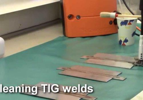 Testning av passivering av rostfritt stål