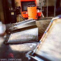 The one and only Cougartron ProPlus???? Thanks @weldstore ???? . . . . . . #cougartron #weldcleaning #weldcleaner #proplus #orangeisthenewblack