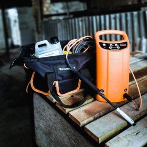 Einführung von InoxPower – Erschwingliche und dennoch leistungsstarke Einstiegsmaschine für die Schweißnahtreinigung