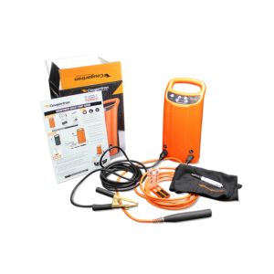 Cougartron InoxPower Weld Cleaner - Machine Set
