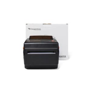 Cougartron SP100 – Impresora de Etiquetas Termal con guillotina instalada