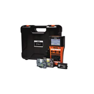 Imprimante portable Brother PT-E550WVP pochoir - Rubans 18-24 mm