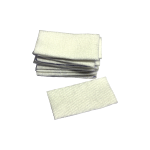 Cougartron Feutre de Marquage Blanc –  10 pièces