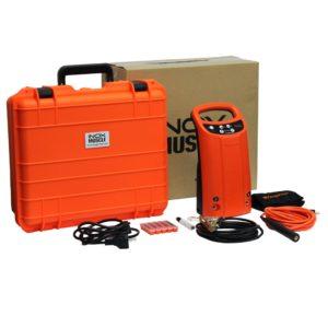 Cougartron InoxMuscle Betningsmaskin - Paket