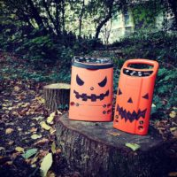 No pumpkin no problem???? . . . . . #cougartron #orangeisthenewblack #weldcleaning #weldclener #cleanwelds #stainslesssteel #ukwelder #welderlife #happyhalloween