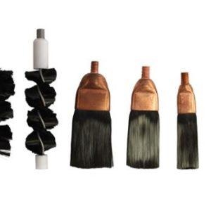 Czy używasz odpowiedniej szczotki do czyszczenia spoin?
