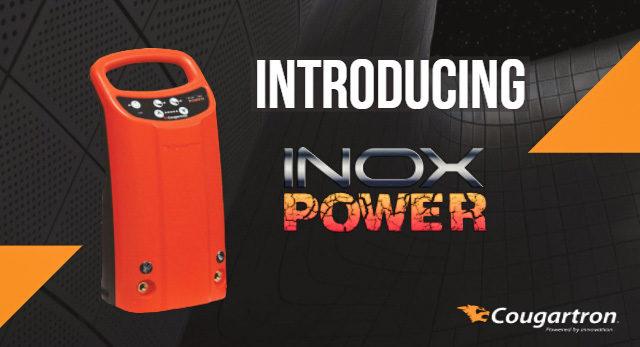 Vi introducerer Cougartron InoxPower – Kraftig bejdsningsmaskine til fornuftig pris
