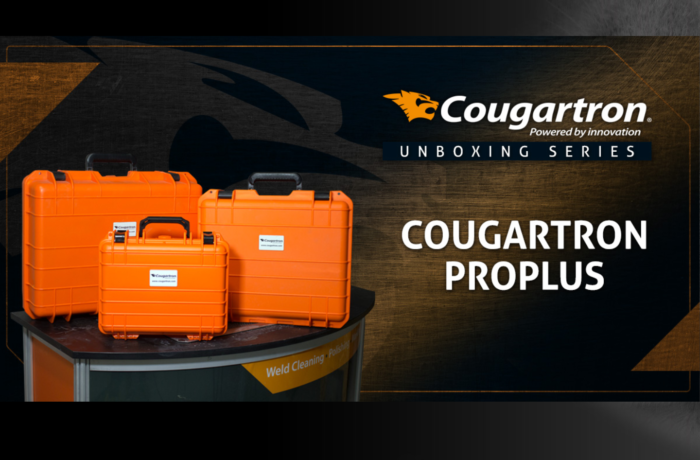 Cougartron Unboxing Series Part 3: ProPlus Weld Cleaner