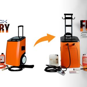 Nowy i ulepszony model urządzenia do czyszczenia spoin InoxFURY jest już dostępny