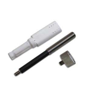 Cougartron Doppelbürstensatz- Stab, Adapter und Mantel