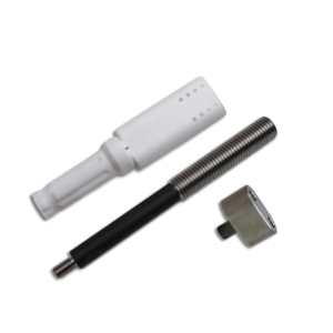 Juego de Cepillo Dual Cougartron – Vara, adaptador y cubierta giratoria