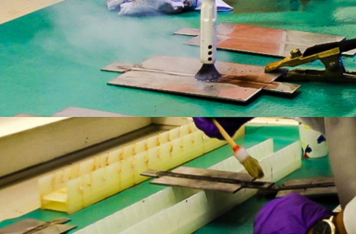 Electrolytic Weld Cleaning VS Chemical Pickling – Corrosion Testing