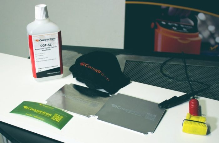 Cougartron marking spares and accessories – A complete overview