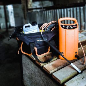 Présentation d'InoxPower – Machine abordable mais puissante pour le nettoyage de soudure d'entrée de gamme