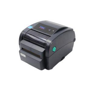 TTP-245C Impresora de Etiquetas Termal Cortadora Completa Instalada