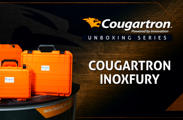 Product Unboxing: Cougartron FURY 200