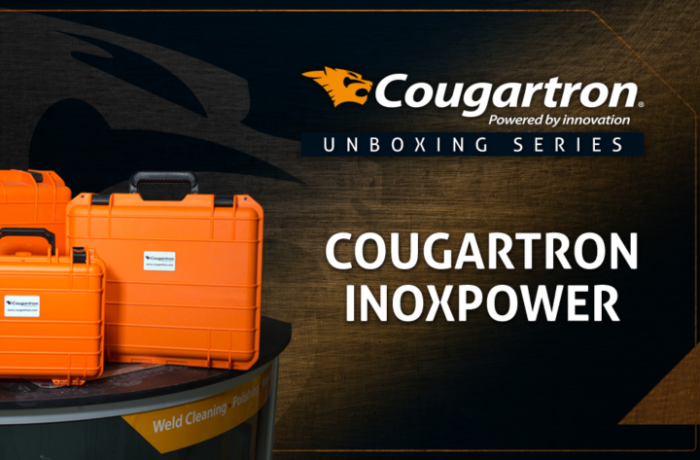 Product Unboxing: Cougartron InoxPower
