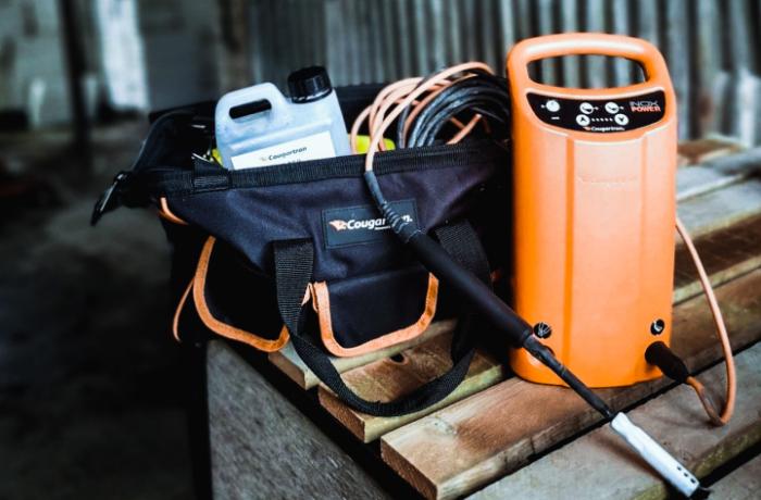 Przywitajcie InoxPower – atrakcyjne cenowo i mocne narzędzie do czyszczenia spoin